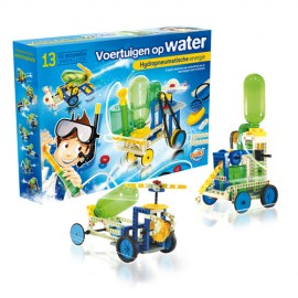 Buki Voertuigen op water