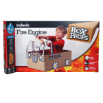 Box Props Fire Engine