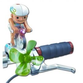 Chipmunk windenergie fiets kit