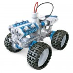 Thunderbird 4WD zout water auto