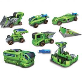 Butterfly 6-in-1 hybrid toy set