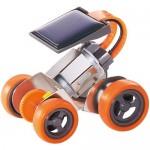 Roadrunner solar toy car